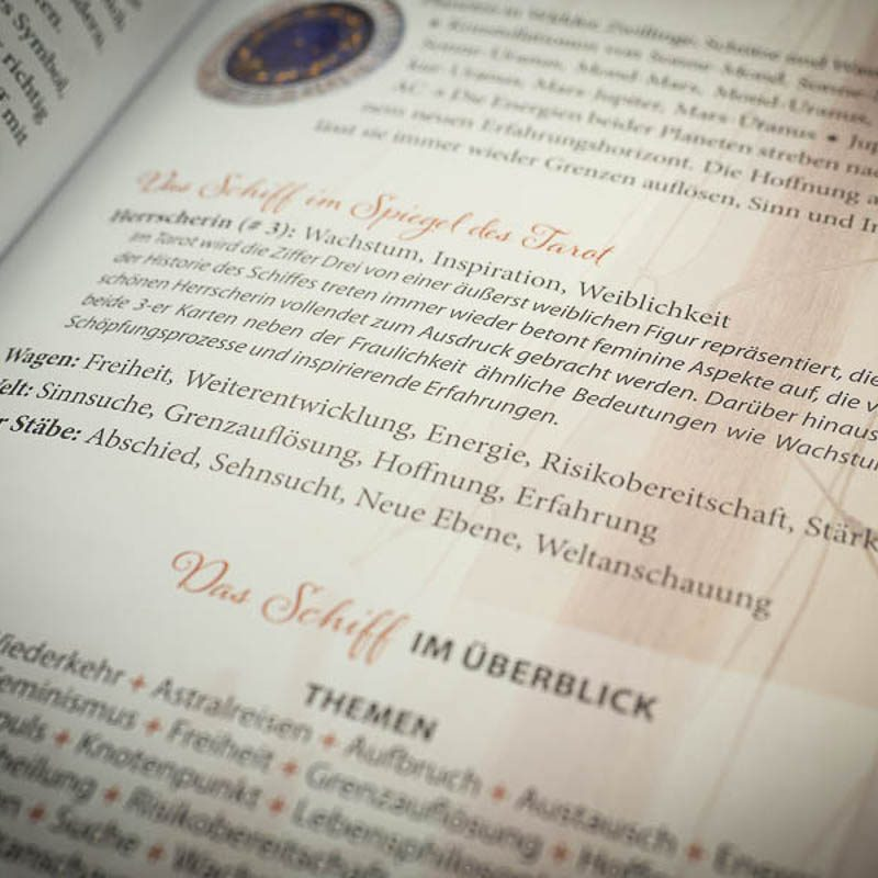 Die fabelhafte Welt des Lenormand Buch Lehrbuch