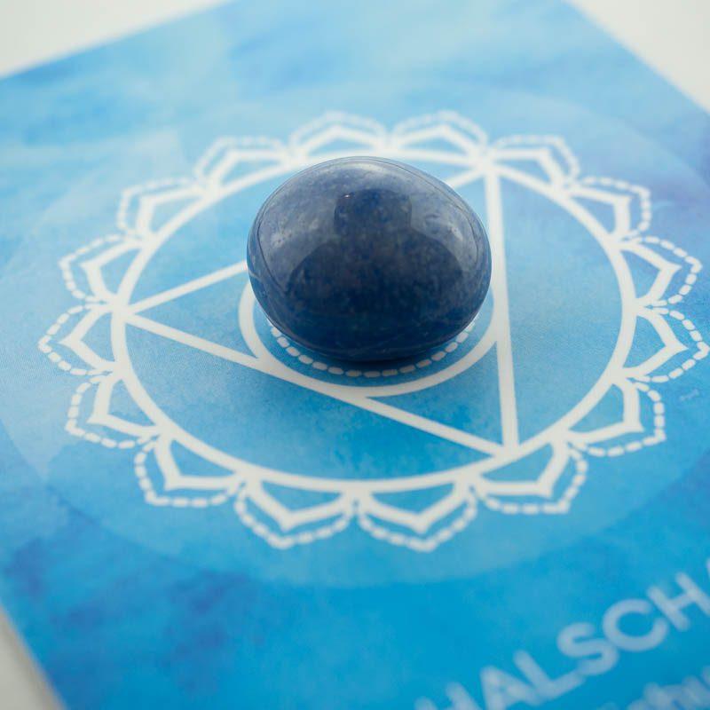 Chakra Steine mit Chakra Kraft Karten