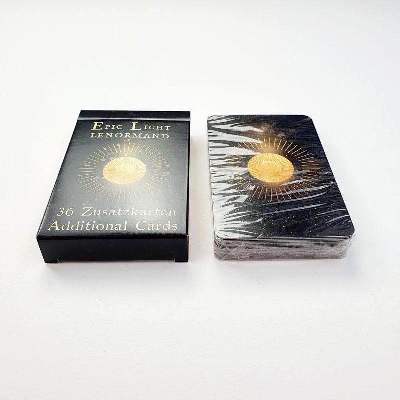 Epic Light Lenormand Zusatzkarten